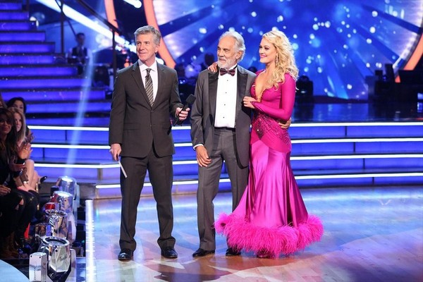 Tommy Chong & Peta Murgatroyd Dancing With the Stars Quickstep Video Season 19 Week 7 #DWTS