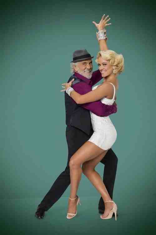 Tommy Chong & Peta Murgatroyd Dancing With the Stars Jive Video Season 19 Week 4 10/6/14 #DWTS
