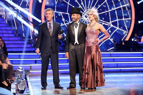 Tommy Chong & Peta Murgatroyd Dancing With the Stars Paso Doble Video Season 19 Week 8 #DWTS