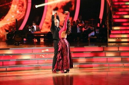 Tommy Chong & Peta Murgatroyd Dancing With the Stars Viennese Waltz Video Season 19 Week 9 #DWTS