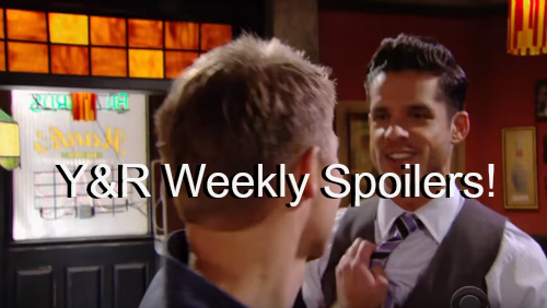 'The Young and The Restless' Spoilers: Week of June 20 - Victor and Chloe Plant Evidence on Adam – Nikki Divorce Finalized
