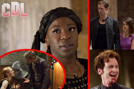CDL's Top 5 Hilarious Moments from Last Night's 'True Blood' -- Season 5 Episode 9 'Everybody Wants to Rule the World'