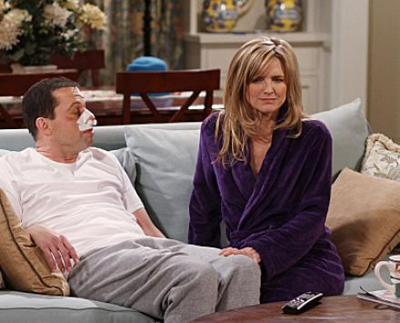 "Two and a Half Men Season 9 Episode 21 ""Mr. Hose Says Yes"" Spoilers (Video)"