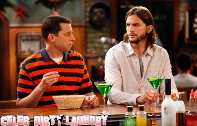 Two and a Half Men Season 9 Episode 5 'A Giant Cat Holding a Churro' Synopsis & Preview Video 10/17/11