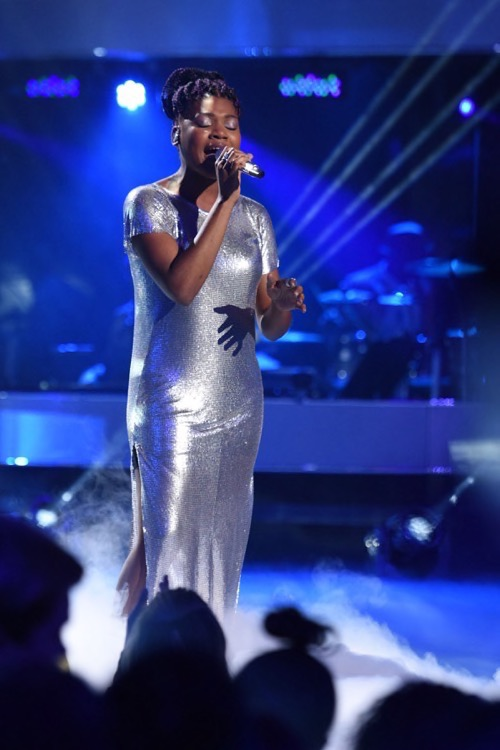 "Tyanna Jones American Idol 2015 ""Run The World (Girls)"" Video 4/29/15 #IdolTop4"
