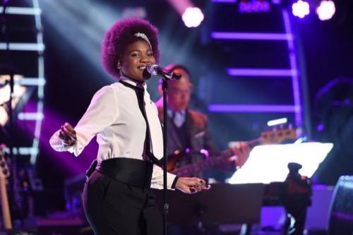 "Tyanna Jones American Idol 2015 ""Heaven"" Video 4/22/15 #IdolTop5"