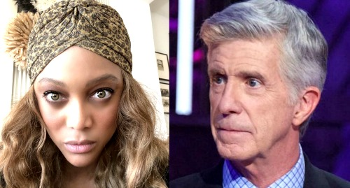 Tyra Banks Replaces Tom Bergeron As Dancing With The Stars New Host - Talks Big Changes Ahead For DWTS