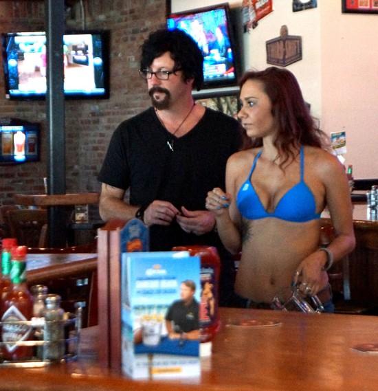 """Undercover Boss Recap - Bikinis Boss is a D-Bag: Season 6 Episode 3 """"Bikinis Sports Bar & Grill"""""""