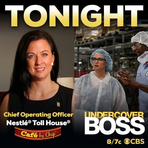 "Undercover Boss Recap 12/27/15: Season 7 Episode 2 ""Nestlé Toll House Café by Chip"""