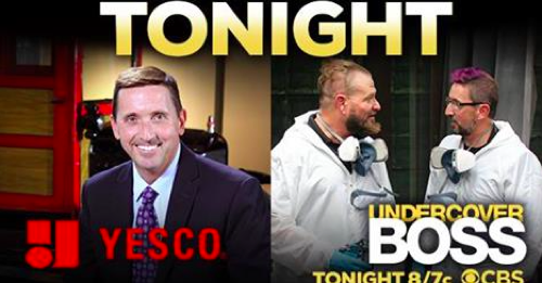 "Undercover Boss Recap 1/15/16: Season 7 Episode 5 ""YESCO"""