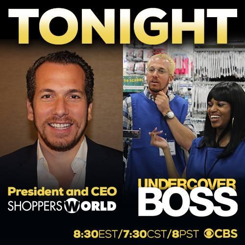 "Undercover Boss Recap 1/3/16: Season 7 Episode 3 ""Shoppers World"""