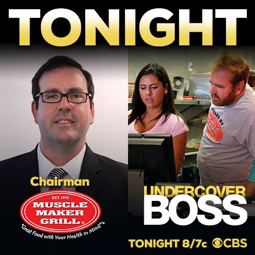 "Undercover Boss Recap 1/8/16: Season 7 Episode 4 ""Muscle Maker Grill"""
