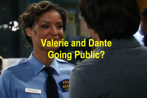 General Hospital (GH) Spoilers: Dante and Valerie Go Public with Romance! Is Lulu's Marriage Over?