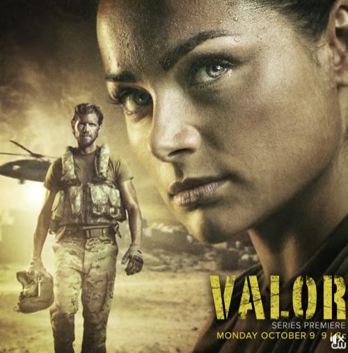"""Valor Premiere Recap 10/9/17: Season 1 Episode 1 """"Pilot"""""""