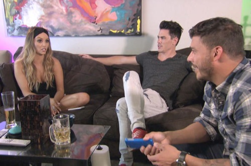 "Vanderpump Rules Recap - Tom and Katie Go to Therapy: Season 3 Episode 8 ""Mind the Jax"""