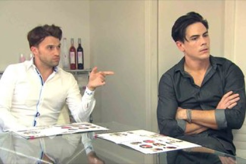 "Vanderpump Rules Recap 12/14/15: Season 4 Episode 7 ""Spit Take"""