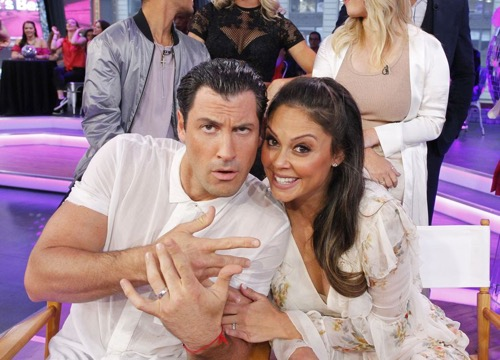 WATCH Vanessa Lachey Dancing With The Stars Waltz Season 25 Episode 5 – 10/16/17 #DWTS25