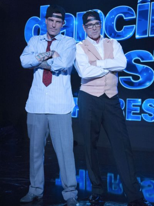 Vanilla Ice Wins Paso Doble Face-Off With Rick Perry: Dancing With The Stars Video Season 23 Week 3