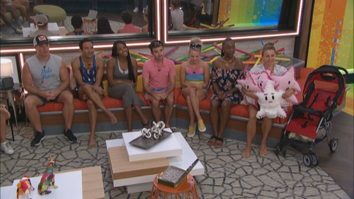 """Big Brother 22 All-Stars Recap 08/27/20: Season 22 Episode 10 """"Live Eviction and HoH"""""""