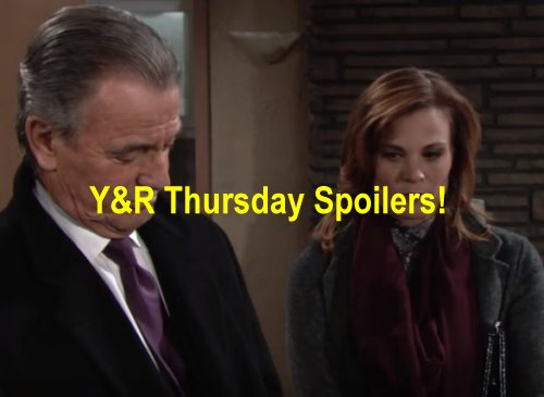 The Young and the Restless (Y&R) Spoilers: Ashley Warns Phyllis, Jack Won't Forgive Newman Plot – Luca Says Marisa Blew It