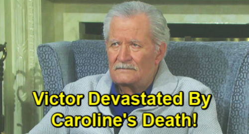 Days of Our Lives Spoilers: Victor Mourns Beloved Caroline - Shares Touching Moments With Kayla, Hope