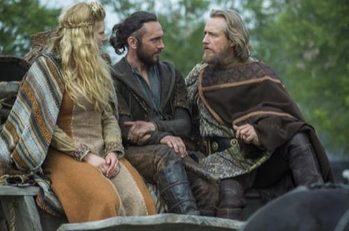 """Vikings Premiere Recap and Spoilers: Season 3 Episode 1 """"Mercenary"""""""
