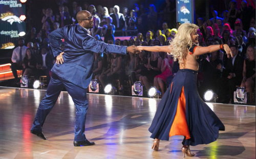 Von Miller Dancing With The Stars Contemporary Video