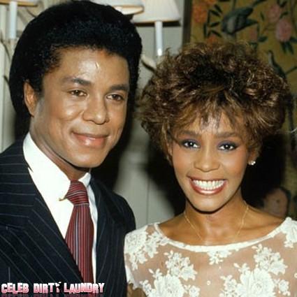 Whitney Houston's Affair To Make Michael Jackson Jealous