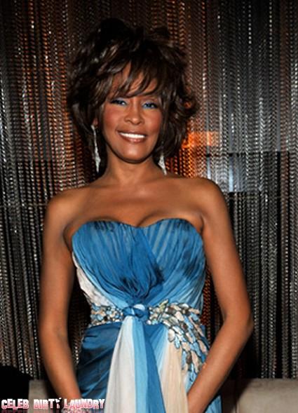 Whitney Houston's Family Freeze Out Singer's Secret Son