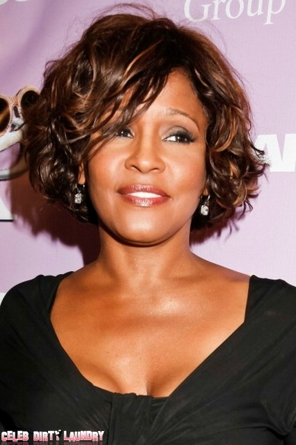 Whitney Houston Offered Job On The X Factor