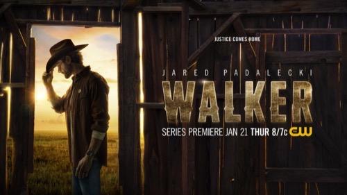 "Walker Premiere 01/21/21: Season 1 Episode 1 ""Pilot"""
