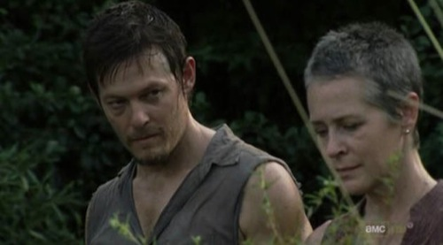 The Walking Dead Season 5 Spoilers & Discussion: Romance To Flourish Between Carol And Daryl - Or Is He Gay?