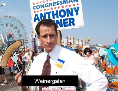 Anthony Weiner Taking A Leave Of Absense - Weinergate Continues