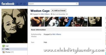 Nicolas Cage's Son to Marry!