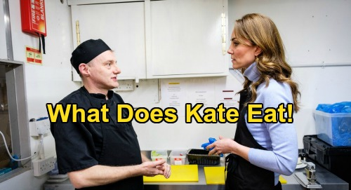 What Does Kate Middleton Eat On A Daily Basis - Royal Diet Revealed