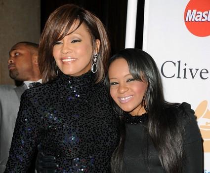 Whitney Houston's Will Leaves Everything To Bobbi Kristina