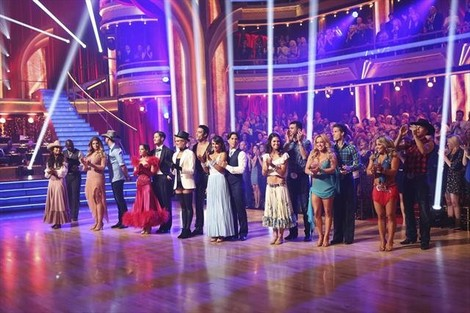 Who Got Voted Off Dancing With The Stars All-Stars Tonight 10/30/12?