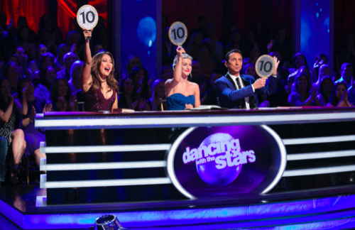 Who Got Voted Off Dancing With The Stars Tonight - Alexa PenaVega and Mark Ballas Eliminated?