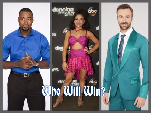 Dancing With the Stars Finale - Congrats To Winner Laurie Hernandez: Season 23 Episode 12 Mirror Ball Trophy Winner Announced