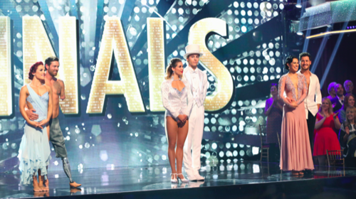 Who Won Dancing With The Stars 2015 - Rumer Willis Wins Mirror Ball Trophy!