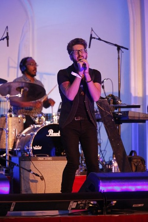 "Will Champlin The Voice Top 12 ""Demons"" Video 11/11/13 #TheVoice"