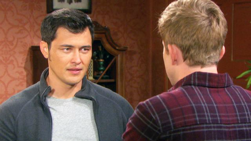 Days of Our Lives Spoilers: Paul Declares His Love For Will – Will Doesn't Reciprocate, Paul Devastated