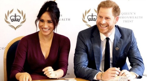 Will Prince Harry & Meghan Markle Divulge Royal Secrets? - New Speaking Career Fuels Expectations