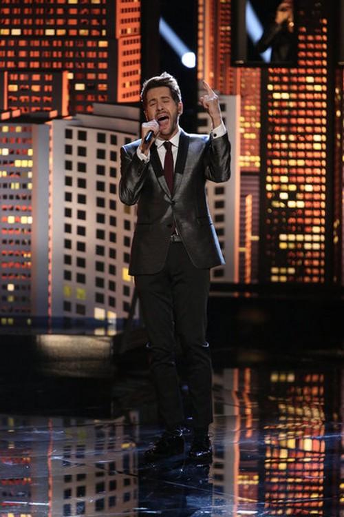 "Will Champlin & Adam Levine The Voice ""Tiny Dancer"" Video 12/16/13 #TheVoice"