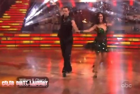 William Levy Dancing With The Stars Cha Cha Cha Performance Video 3/19/12