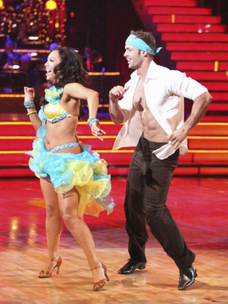 William Levy Dancing With The Stars Freestyle Performance Video 5/21/12