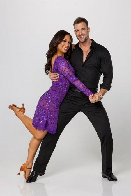 William Levy Dancing With The Stars Quickstep Performance Video 3/26/12