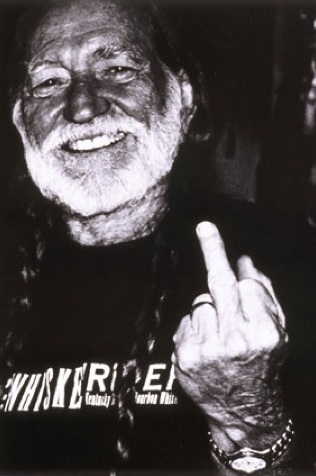 Willie-Busted