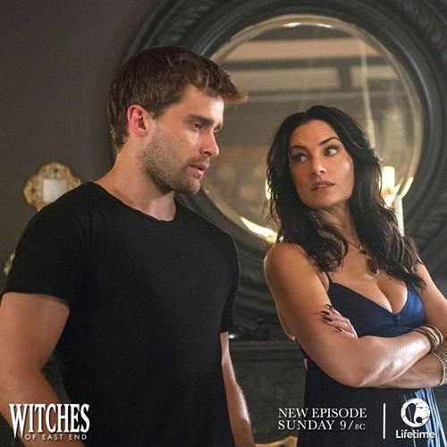 Witches of East End Recap 'Smells Like King Spirit': Season 2 Episode 9