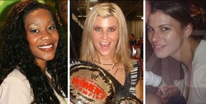 Brand New Reality Show To Tell The Inside Story Of 'Wrestler Wives'